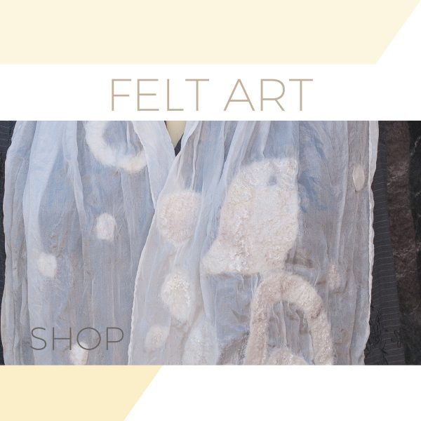 Shop Felting Art